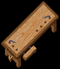 dřevařský ponk
